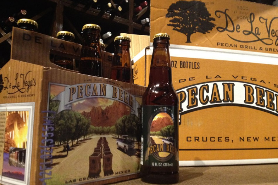 Bottled Pecan Beer - Available in Stores Now!